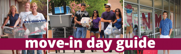 Move-In Day Guide